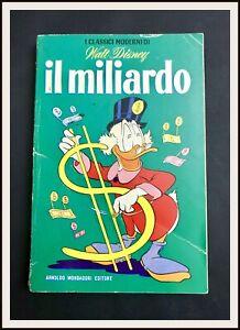 ⭐ IL MILIARDO - Classici Disney # 6 - 1961 - DISNEYANA.IT ⭐