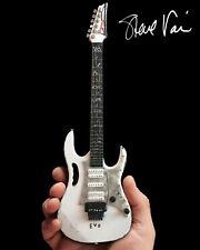 Steve Vai Jem Evo Vintage Ibanez Replica Tribute Mini Guitar Collectible