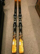 Salomon SCREAM 186cm Skis with Adj. SALOMON S912 Ti Bindings