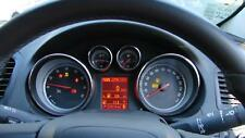 OPEL INSIGNIA INSTRUMENT CLUSTER 2.0LTR TURBO PETROL AUTO, IN, 09/12-12/13