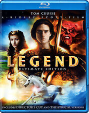 Legend (1985) Ultimate Edition | Tom Cruise | New | Sealed | Blu-ray Region free