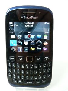 BlackBerry Curve 9320 Mobile Phone - Locked to Vodafone - Blue
