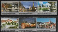UN Scott #Vienna 594A-F, Singles 2016 Complete Set FVF MNH