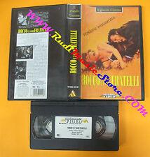 VHS Movie Rocco and His Brothers 1993 Mondadori Video mvgec 04140 (f126) NO DVD