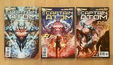 Captain Atom 2 3 4 5 6 7 8 High Grade Comic Books ML5 – 25