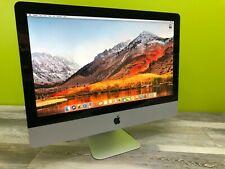 "Apple iMac 21.5"" - 8GB RAM - MASSIVE 2TB - macOS X - UPGRADED - WARRANTY"