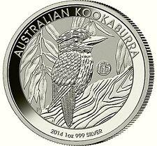 Kookaburra 2014 Privy Mark F15 Fabulous 15 1$ 1 Unze Silber BU - sehr selten!!