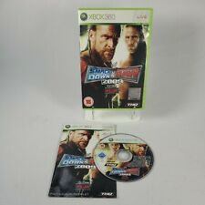 WWE Smackdown vs Raw 2009 Xbox 360 Sport Wrestling Video Game Anleitung PAL