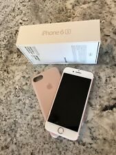 Apple iPhone 6S 64GB Rose Gold Good Condition