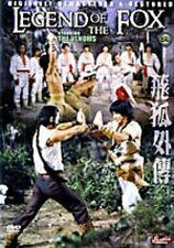 Legend of the Fox  - Hong Kong RARE Kung Fu Martial Arts Action movie - NEW DVD