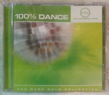 "100% DANCE by VARIOUS ARTISTS (CD, 2000 - BMG - USA) BRAND NEW, ""FACTORY SEALED"""