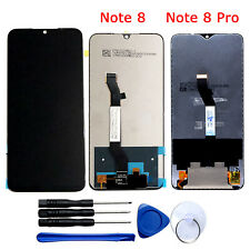 LCD Display Touch Screen Digitizer Replacement For Xiaomi Redmi Note 8 / 8 Pro