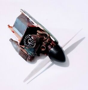 Remote Control Plane Petrol Engine
