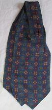 AUTHENTIQUE foulard écharpe 100% soie ALTEA TBEG  vintage