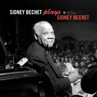 SIDNEY BECHET - PLAYS SIDNEY BECHET   VINYL LP NEU