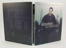 STEELBOOK The Bourne Ultimatum Blu-ray Used