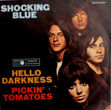 "7"" 1970 KULT ! SHOCKING BLUE : Hello Darkness /MINT-?"