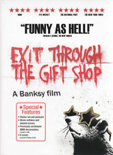 Exit Through the Gift Shop (DVD, 2010, Canadian Special Edition) BANKSY sealed