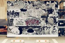 Akira Art Wall Calendar Hypefest Katsuhiro Otomo New In Box Ready To Ship