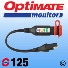 OptiMate O-125 SAE Battery Monitor Lead UK Supplier & Warranty 2020 NEW