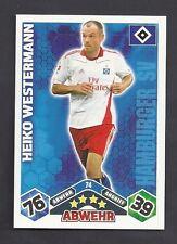 Heiko Westermann Match Attax 2010/11 Topzustand HSV