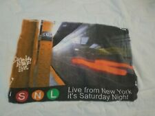 Live From Ny, It's Saturday Night Live - Snl / Vintage Tv Promo T Shirt /