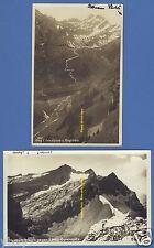 Gö Lot 2 AK Schweiz 1929 Öhrli Säntis Gyrenspitz Seealpsee Meglisalp