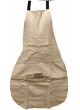 Premium Chrome Leather Welders / Welding / Carpenters / Gardeners Safety Apron