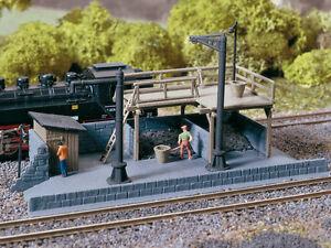 Auhagen 13291 Tt Gauge,Coal Handling With Water Crane # New Original Packaging #