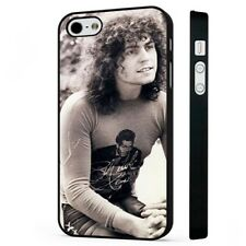 Marc Bolan T Rex Photograph BLACK PHONE CASE COVER fits iPHONE