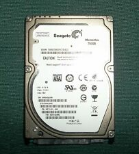 Seagate Momentus 750GB 2.5'' SATA HDD ST9750422AS (Tested/Working)