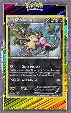 🌈Vaututrice Reverse-XY10:Impact des Destins-58/124-Carte Pokemon Neuve Français