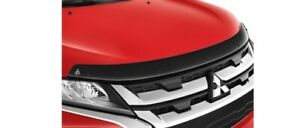 Genuine Mitsubishi HOOD BUG GRAVEL PROTECTOR DEFLECTOR Outlander SPORT 2020-2021