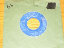 "60's ROCK 45 RPM - THE CHICAGO LOOP - DYNOVOICE 226 - ""SHE COMES TO ME"""