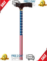 Blue Walking Can... White Carex USA Flag Derby Cane Red American Flag Cane