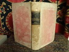 Annales du musée et de l'école moderne des beaux -arts Landon 1809 Planches