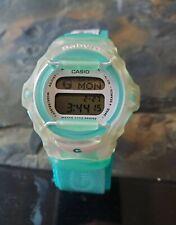 RARE Vintage Casio Baby-G File BG-151 Watch