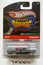 New ListingHot Wheels Larry's Garage black/red '58 Ford Edsel *Read*