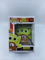 Funko Pop! 764 Toy Story Cars Mater Remix Alien New Vinyl Figure Disney Pixar