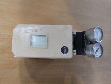 SAMSON 3730-3 valve positioner - HART control valve part