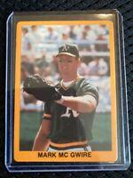 1989 Golden Superstars #5 Mark McGwire Broder (001)