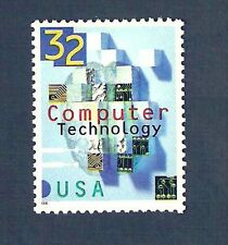 3106 Computer Technology US Single Mint/nh (Free shipping offer)