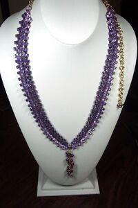 Designer Necklace-Chain Maille, Herringbone, Wire-wrap