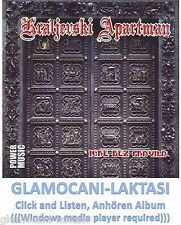 CD KRALJEVSKI APARTMAN  IGRE BEZ PRAVILA 2012 zabavna muzika glazba metal exyu