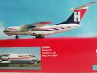Herpa Wings 1:500 532785  HeavyLift Cargo Airlines Ilyushin IL-76