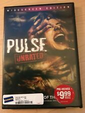 Pulse Unrated Widescreen Edition DVD former rental