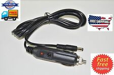 Car Adapter Power Cord  For Uniden Radio Shack Scanner PS001 12V. NEW. 6ft Cord