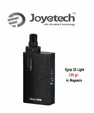 New eGrip 2 LIGHT Joyetech batt. 2300mah 80Watt kit Sigaretta elettronica ROSSA