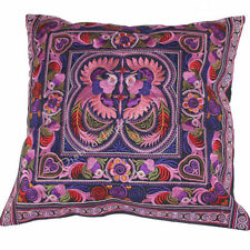 Asian/Oriental Square 100% Cotton Decorative Cushions & Pillows