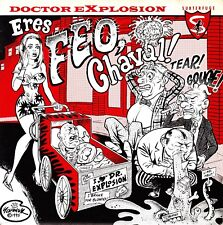 "7"" EP DOCTOR EXPLOSION eres feo chaval 45 SPANISH 1995 GARAGE mod"